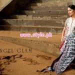 Shariq Textiles Bella Lawn Dresses For Summer 2012 006