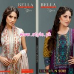 Shariq Textiles Latest Lawn Collection For Women 2012 008