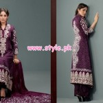 Shariq Textiles Latest Lawn Collection For Women 2012 009