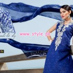 Shariq Textiles Latest Lawn Collection For Women 2012 010