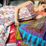 Shirin Hassan Block Printed Formal Wear Collection 2012 003