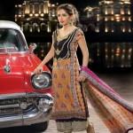 Shirin Hassan Block Printed Formal Wear Collection 2012 004