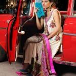Shirin Hassan Block Printed Formal Wear Collection 2012 006