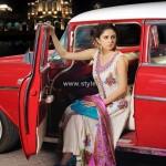 Shirin Hassan Block Printed Formal Wear Collection 2012 007