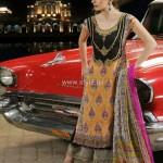 Shirin Hassan Block Printed Formal Wear Collection 2012 008