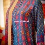 Thredz Latest Kurta Designs For Girls 2012 008