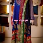 Thredz Latest Kurta Designs For Girls 2012 009