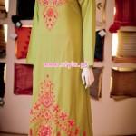 Thredz Latest Kurta Designs For Girls 2012 011