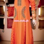 Thredz Latest Mid Summer Dresses For Girls 2012 006