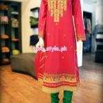 Thredz Latest Mid Summer Dresses For Girls 2012 008