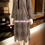 Thredz Latest Mid Summer Dresses For Girls 2012 011