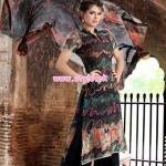 United Silk Designers Latest Silk Dresses For Women 2012 006