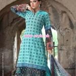 United Silk Designers Latest Silk Dresses For Women 2012 007