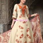 United Silk Designers Latest Silk Dresses For Women 2012 008