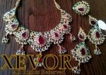 Xevor Bridal Jewellery Sets 2012 for Ladies 002