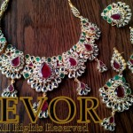 Xevor Bridal Jewellery Sets 2012 for Ladies 002