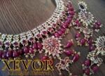 Xevor Bridal Jewellery Sets 2012 for Ladies 003