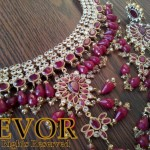 Xevor Bridal Jewellery Sets 2012 for Ladies 003