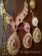Xevor Bridal Jewellery Sets 2012 for Ladies 004