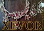 Xevor Bridal Jewellery Sets 2012 for Ladies 005
