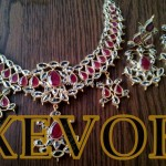 Xevor Bridal Jewellery Sets 2012 for Ladies 005