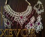 Xevor Bridal Jewellery Sets 2012 for Ladies 007