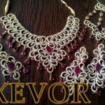 Xevor Bridal Jewellery Sets 2012 for Ladies 007