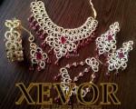 Xevor Bridal Jewellery Sets 2012 for Ladies 011