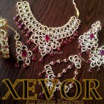 Xevor Bridal Jewellery Sets 2012 for Ladies 011