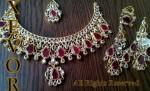 Xevor Bridal Jewellery Sets 2012 for Ladies 012