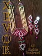 Xevor Bridal Jewellery Sets 2012 for Ladies 014