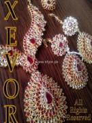 Xevor Bridal Jewellery Sets 2012 for Ladies 015