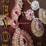 Xevor Bridal Jewellery Sets 2012 for Ladies 015