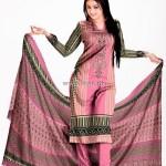 Al-Hamra Textiles Khaddar 2012 Collection for Women 002