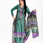Al-Hamra Textiles Khaddar 2012 Collection for Women 005