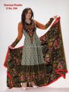 Al-Hamra Textiles Khaddar 2012 Collection for Women 009