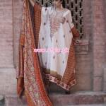 Al-Hamra Textiles Latest Winter Dresses For Women 2012 002