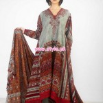 Al-Hamra Textiles Winter 2012 Latest Collection 010