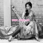 Al-Hamra Textiles Winter 2012 Latest Collection 012
