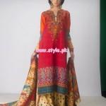 Al-Hamra Textiles Winter 2012 Latest Collection 013