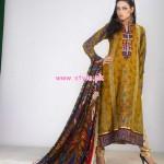 Al-Hamra Textiles Winter 2012 Latest Collection 016
