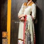 Al Karam Winter 2012 Dresses for Women 001