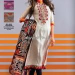 Al Karam Winter 2012 Dresses for Women 003