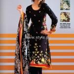 Al Karam Winter 2012 Dresses for Women 004
