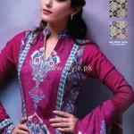 Al Karam Winter 2012 Dresses for Women 012