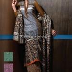 Al Karam Winter 2012 Dresses for Women 013