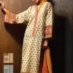 Al Karam Winter 2012 Dresses for Women 014