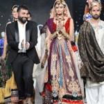 Ali Xeeshan Collection 2012 At L'Oreal Paris Bridal Week 2012 001
