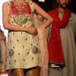 Ali Xeeshan Collection 2012 At L'Oreal Paris Bridal Week 2012 002