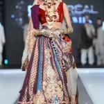 Ali Xeeshan Collection 2012 At L'Oreal Paris Bridal Week 2012 005